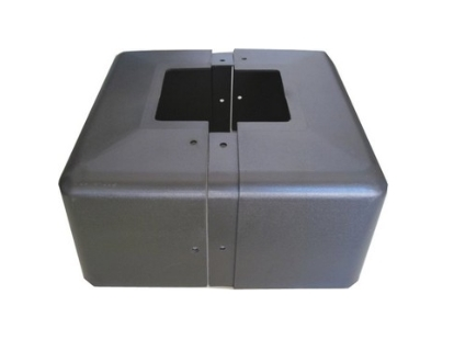 Square Pole Base Covers