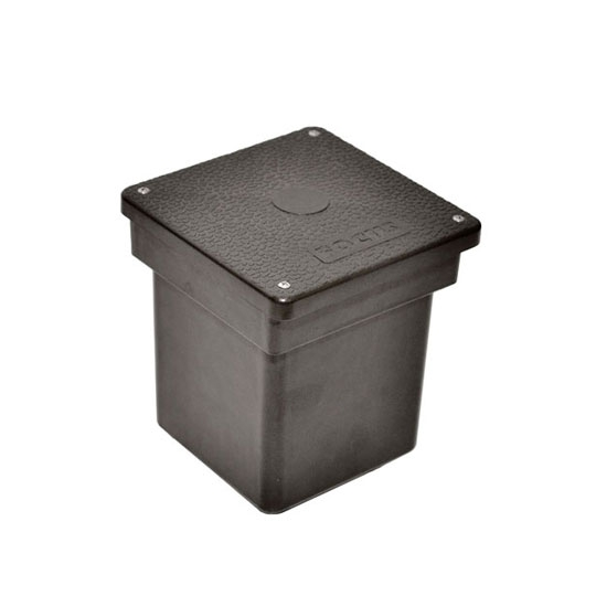 Square Direct Burial Electronic Transformer