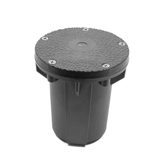 Round Direct Burial Junction Box