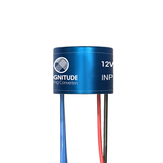 Low Voltage LED Driver