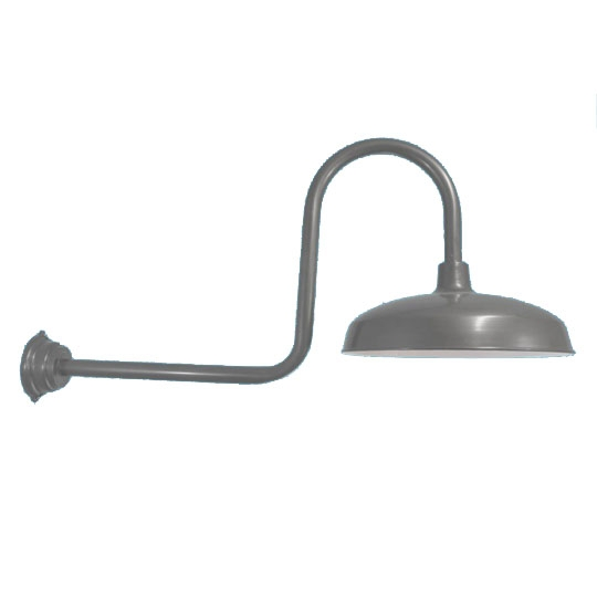 Large RLM Gooseneck Light