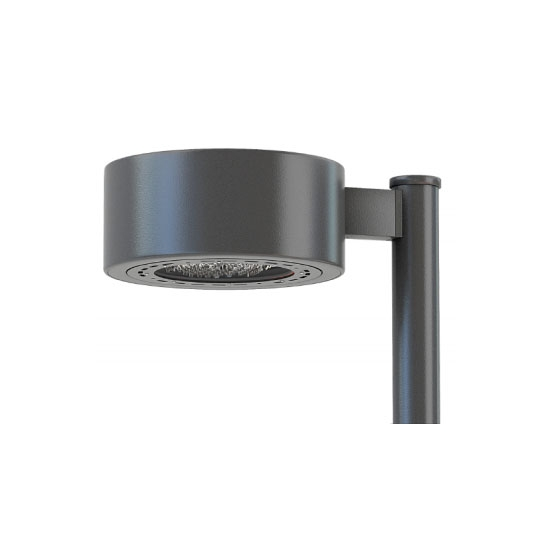 Light Pole Led Fixtures: LED Round Fixture Kit