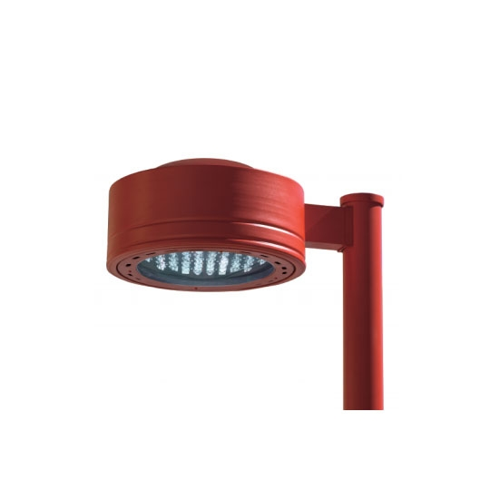 Led Large Fluted Round Fixture Kit