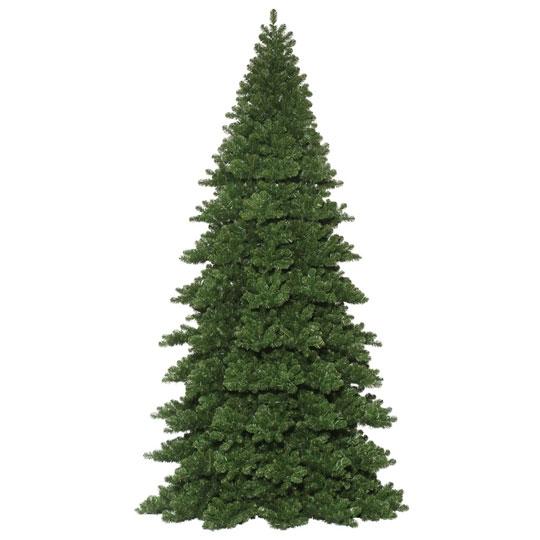 Oregon Fir Frame Christmas Tree (Pre-Lit)