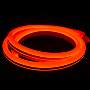 24v Led Rgb Neon Rope Reel In Blue Green And Red From