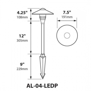 al-04-ledpdimensions