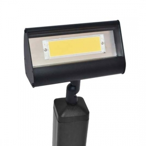Flood lights spot lights for commercial residential use traditional style flood light with built in led panel emits warm or cool white light to illuminate residential and commercial landscaping workwithnaturefo