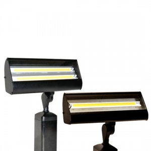 Ground Mounted Sign Lights Light Up Your Commercial Signage