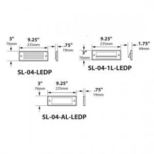 SL-04-LEDP_dimensions