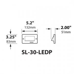 SL-30-LEDP_dimensions