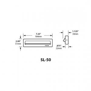 SL-50-LEDP_dimensions