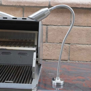 Bbq Bullet Light Deck Mount
