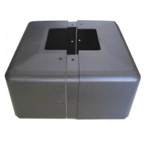 Square Pole Base Cover