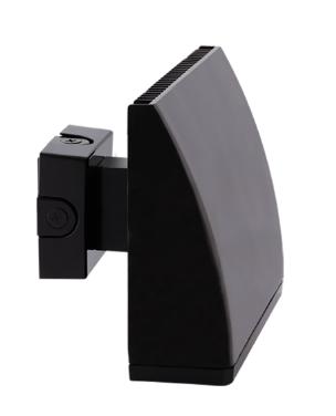 LED Wallpack (80W) 0° Full Cutoff 5000K (Cool)