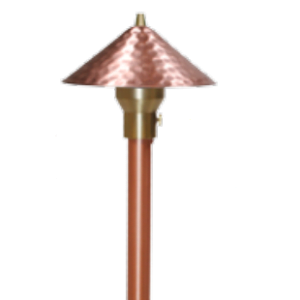 """Hammer Hat 5.5"""" With Finial"""