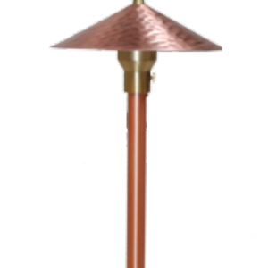 """Hammer Hat 8"""" With Finial"""