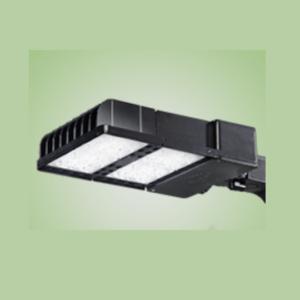 LED Single 15′ Round Pole Kit