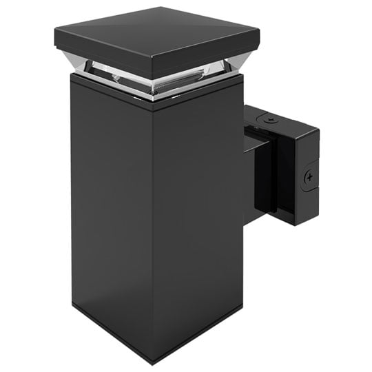 LED Wall Sconce Square 5100K (Cool)