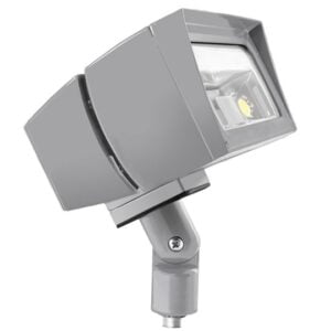 LED Hazardous Floodlight Trunnion Mount