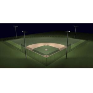 Baseball & Softball Field Lighting