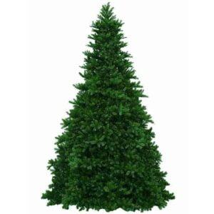 Grand Teton Christmas Tree (Pre-Lit) Warm White 18′