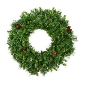 Cheyenne Pine Wreath, Unlit