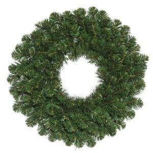 Oregon Fir Wreath, Unlit