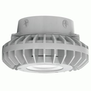 Ceiling Mount LED Hazardous Fixture 42 Watts