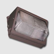Medium Metal Halide Standard Wall Pack 100 Watts