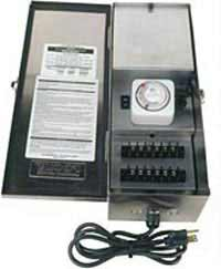 The Right Outdoor Lighting Transformers