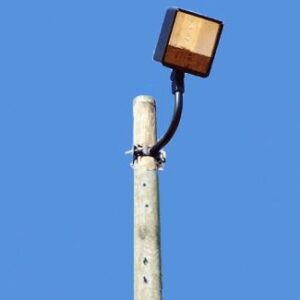 Single Horse Track Light