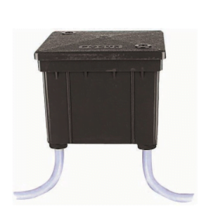 Square Direct Burial Magnetic Transformer, Multi-Circuit