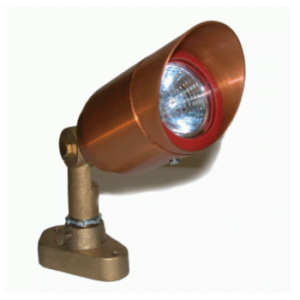 Low Voltage MR16 Copper Bullet