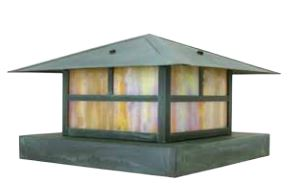 LED Surface Mount Lantern