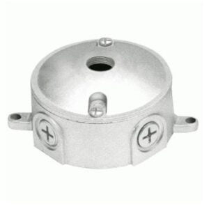 Aluminum Round Junction Box