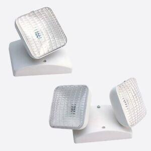 Remote Head Emergency Lights