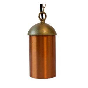 Hanging Cylinder Light