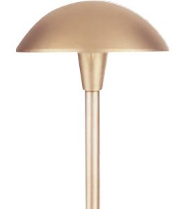 Large Aluminum Mushroom Hat